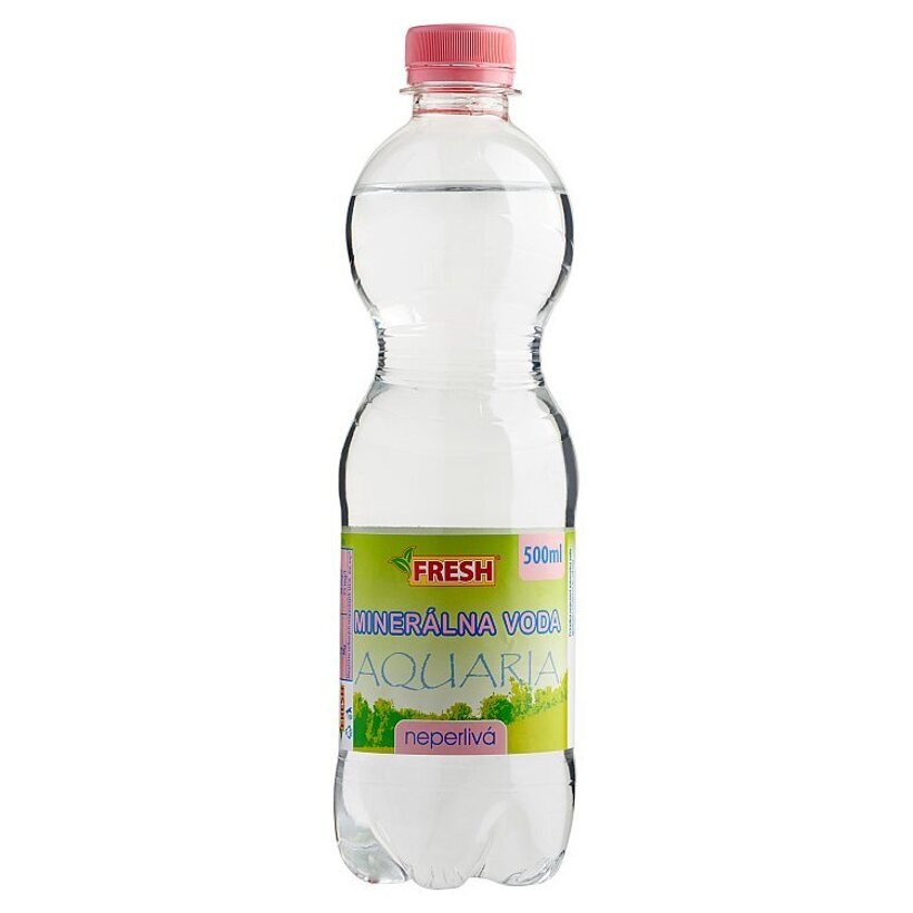 Fresh Minerálna voda neperlivá 500 ml