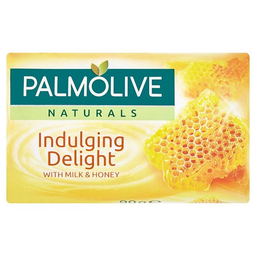 Palmolive Naturals Indulging Delight tuhé mydlo 90 g