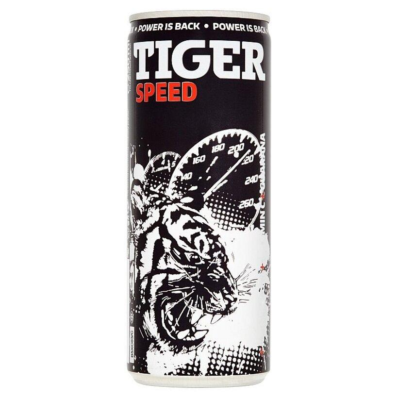 Tiger Speed energetický nápoj 250 ml