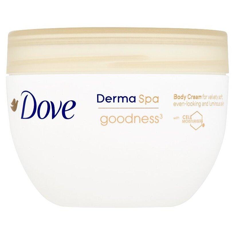 Dove Derma Spa Goodness³ bohatý telový krém 300 ml