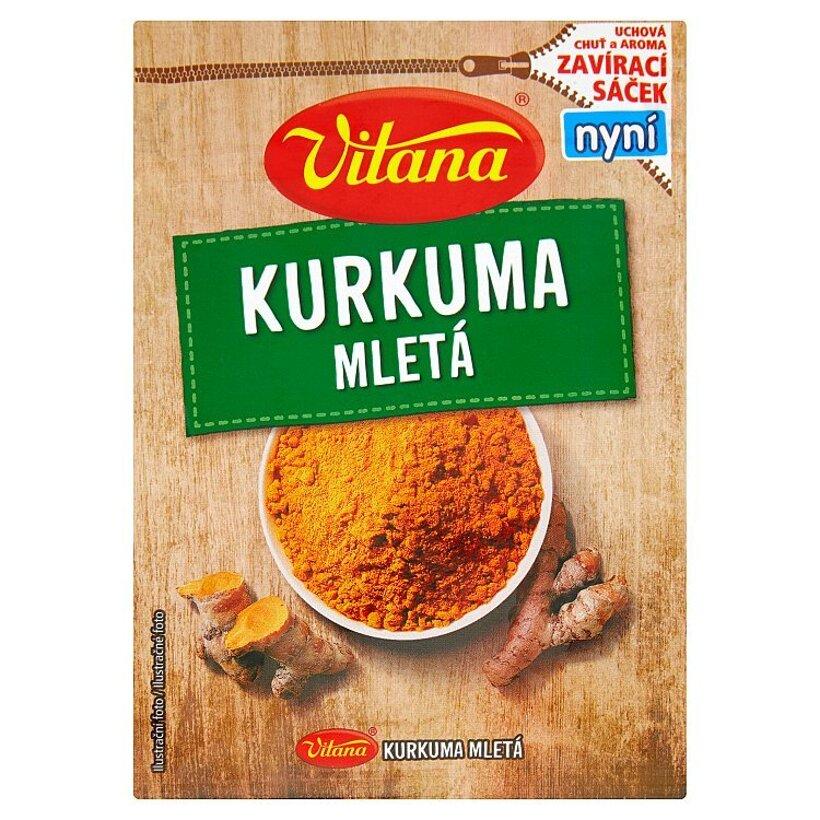 Vitana Kurkuma mletá 28 g