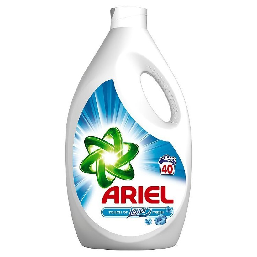 Ariel Touch Of Lenor Fresh Tekutý Prací Prostriedok 2,6 l Na 40 Praní