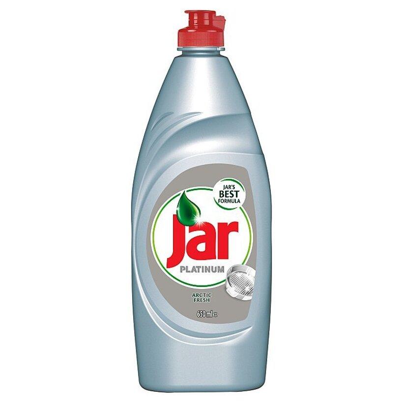 Jar Platinum Arctic Fresh prostriedok na umývanie riadu 650 ml