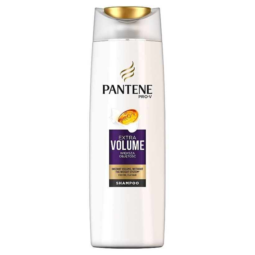 Pantene Pro-V Extra Volume Šampón Na Jemné, Spľasnuté Vlasy 400 Ml