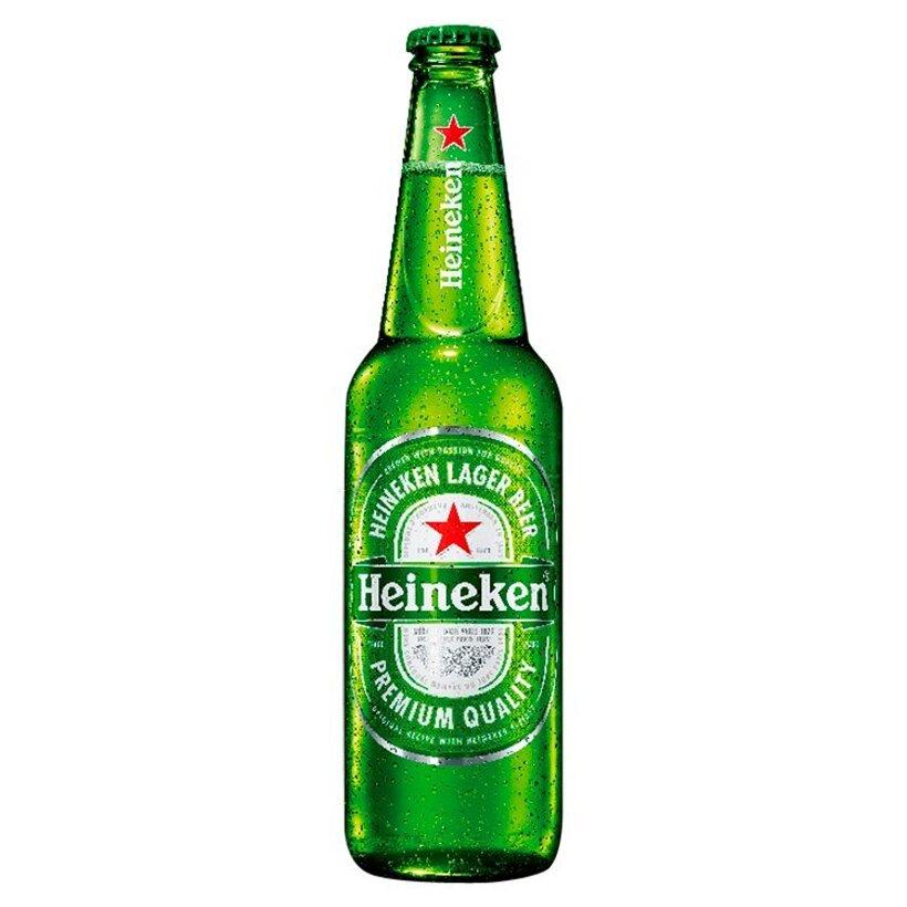 Heineken Pivo svetlý ležiak 0,4 l