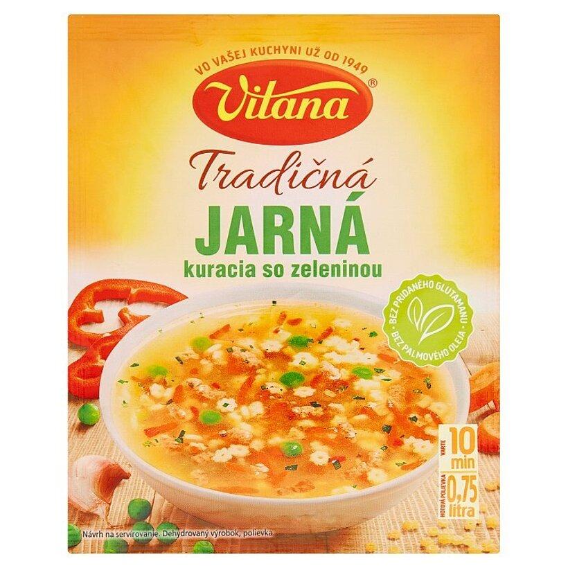 Vitana Tradičná jarná kuracia so zeleninou 38 g