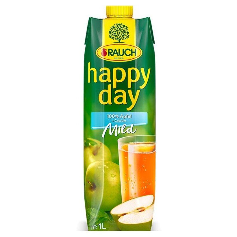 Rauch Happy Day Mild 100% jablková šťava 1 l