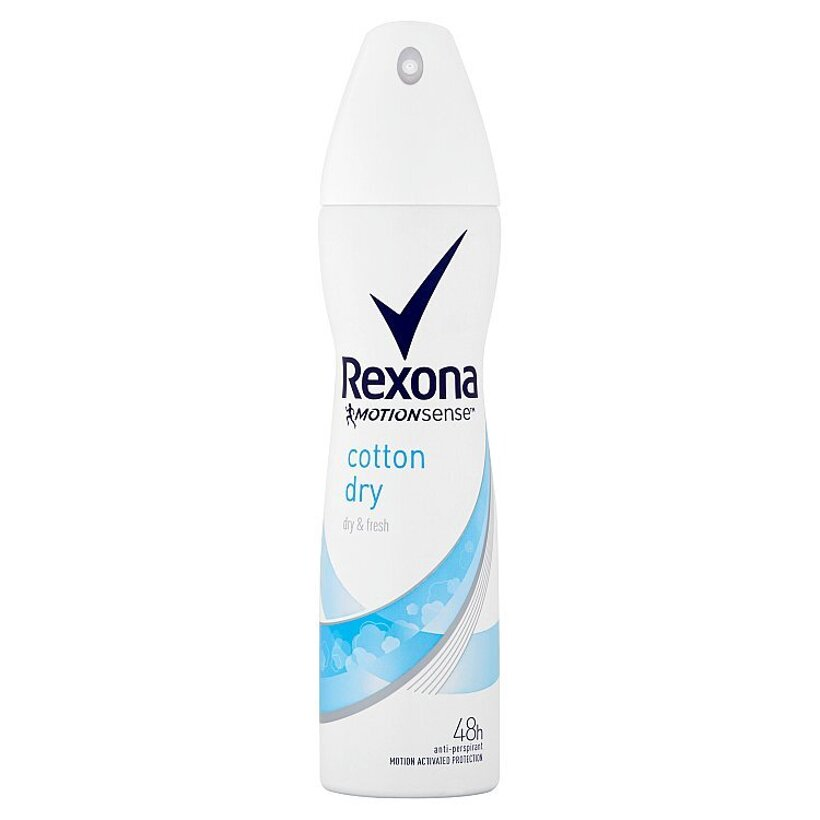 Rexona Cotton Dry antiperspirant sprej 150 ml