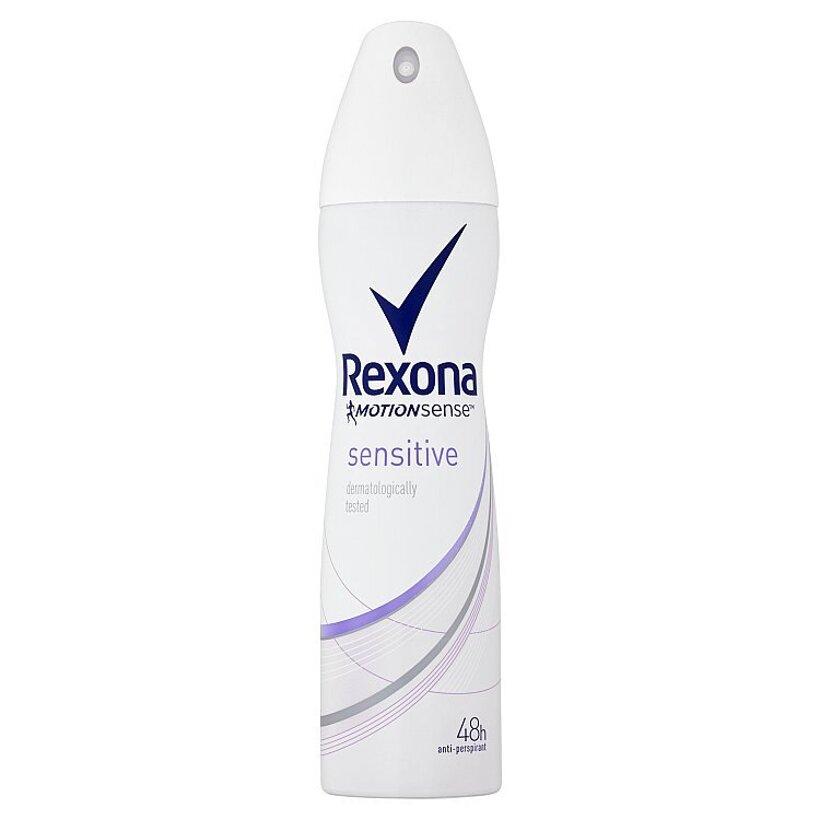 Rexona Sensitive antiperspirant sprej 150 ml