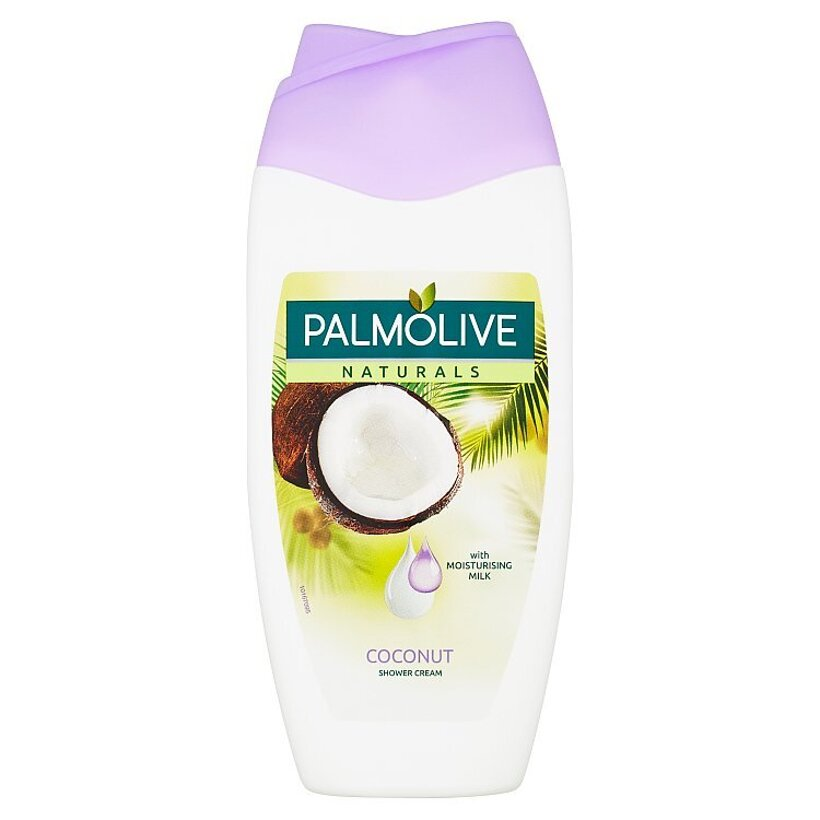 Palmolive Naturals Coconut sprchový krém 250 ml
