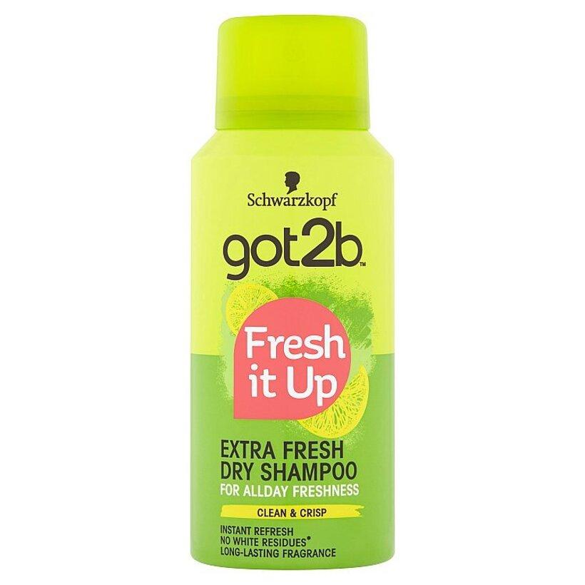 got2b Fresh It Up suchý šampón Extra Fresh 100 ml
