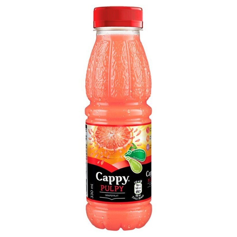 Cappy Pulpy Grapefruit 330 ml