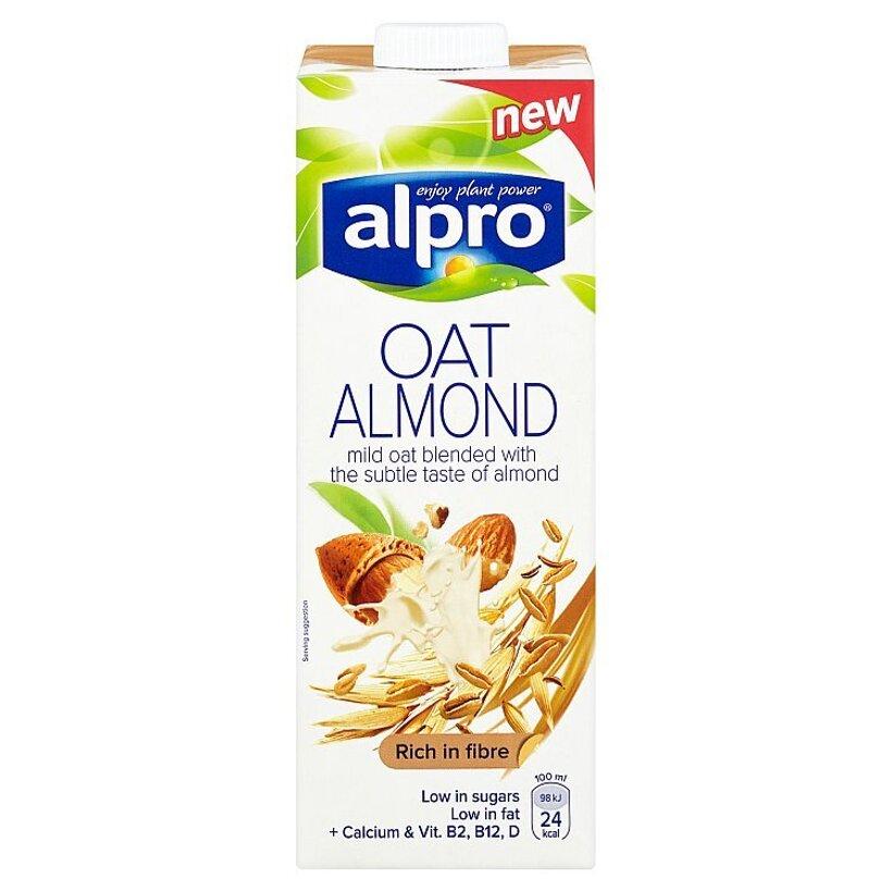 Alpro Ovseno-mandľový nápoj 1 l