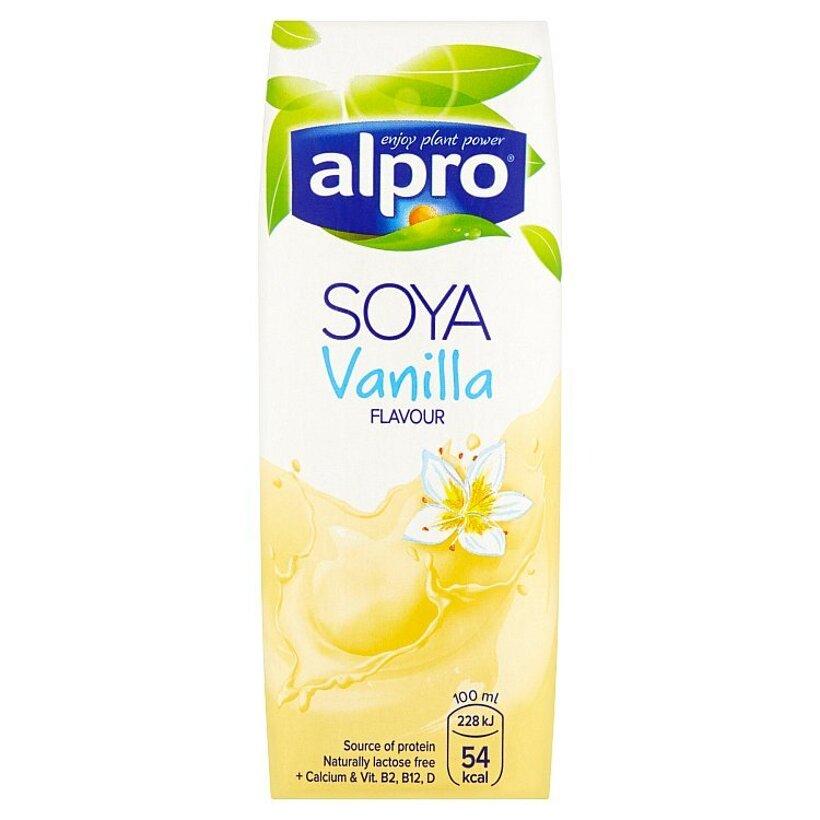 Alpro Sójový nápoj s vanilkovou arómou 250 ml
