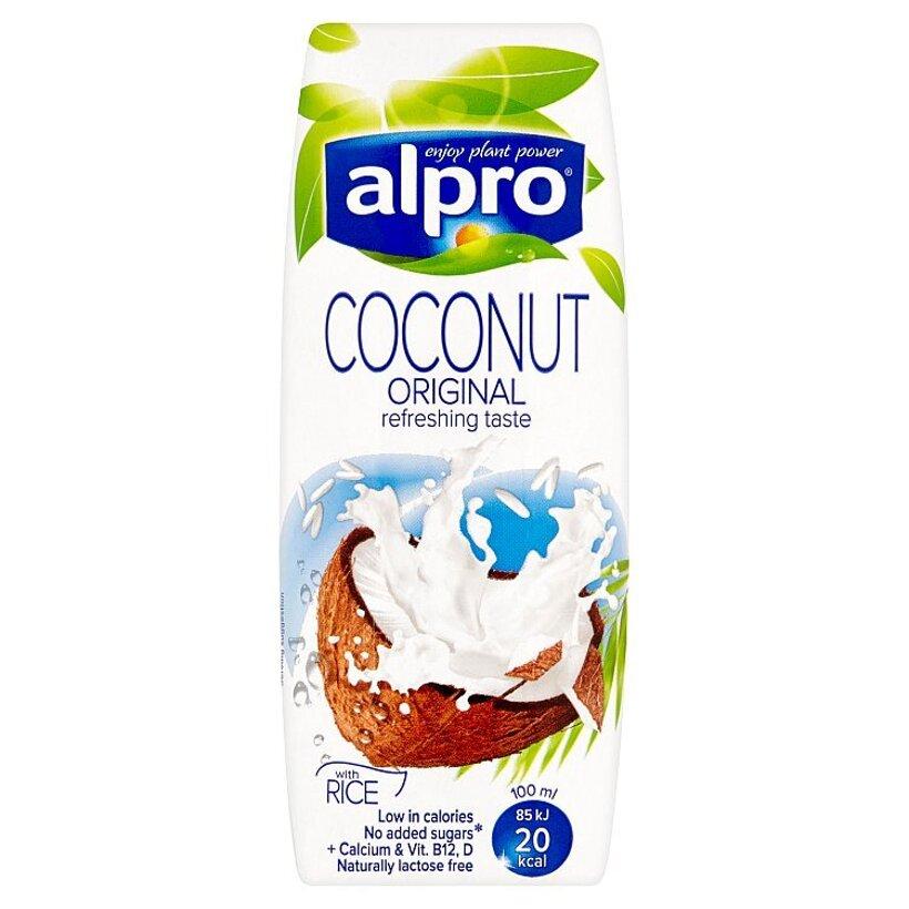 Alpro Kokosový nápoj s ryžou 250 ml