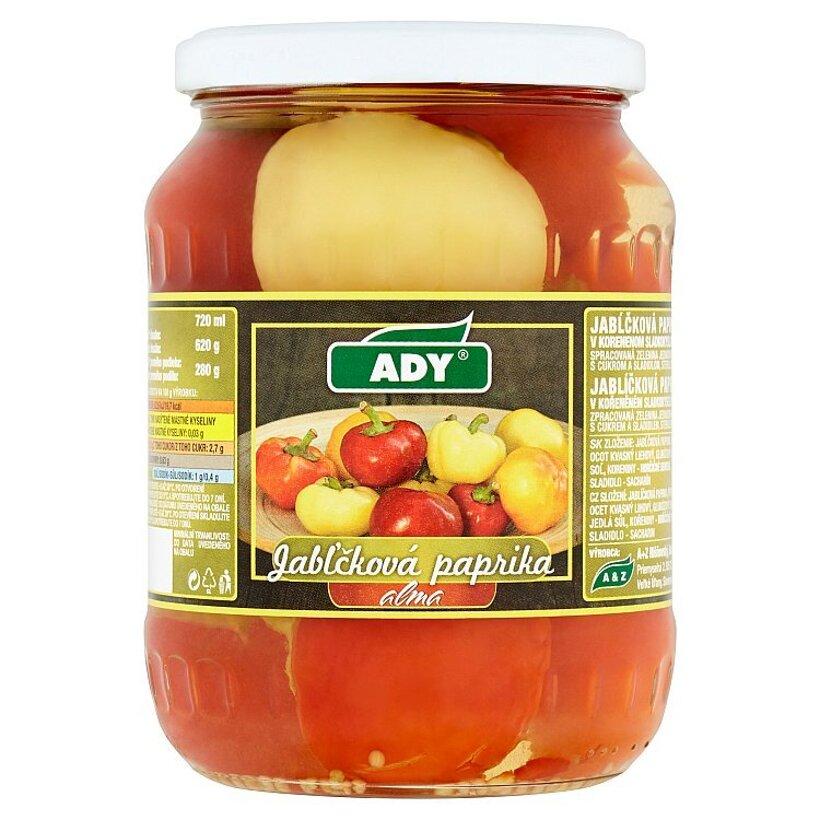 Ady Jabĺčková paprika alma 620 g