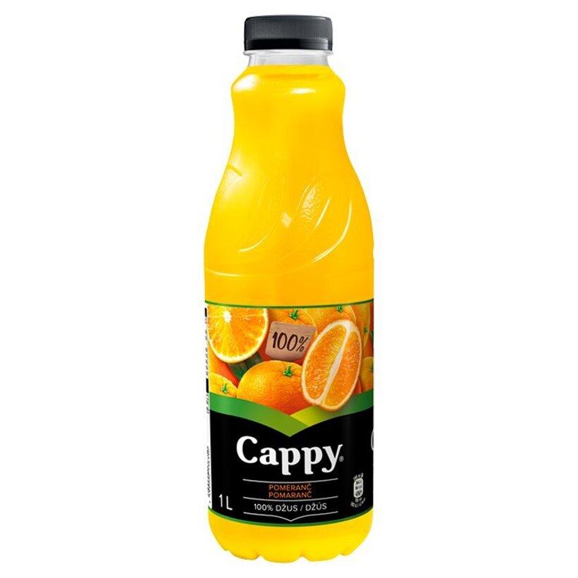 Cappy Pomaranč 100% džús 1 l