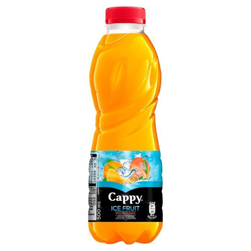 Cappy Ice Fruit Multivitamin 500 ml
