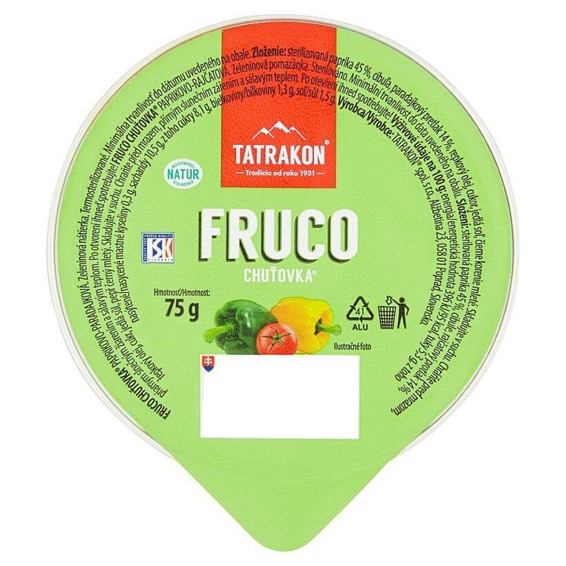 Tatrakon Fruco chuťovka paprikovo-paradajková 75 g