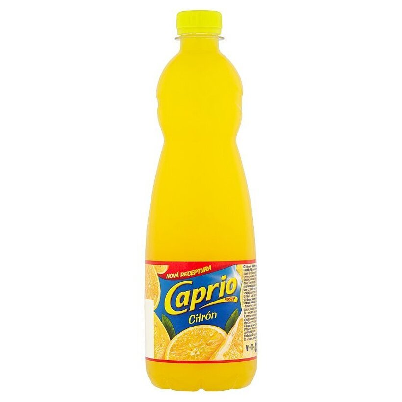Caprio Hustý Citrón 700 ml