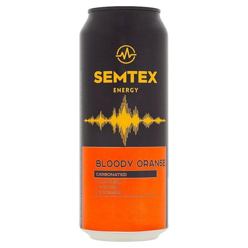 Semtex Energy Bloody Orange 500 ml