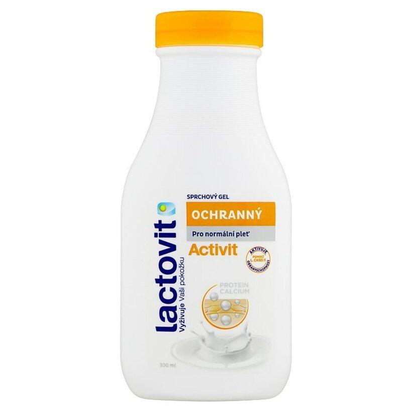 Lactovit Activit ochranný sprchový gél 300 ml