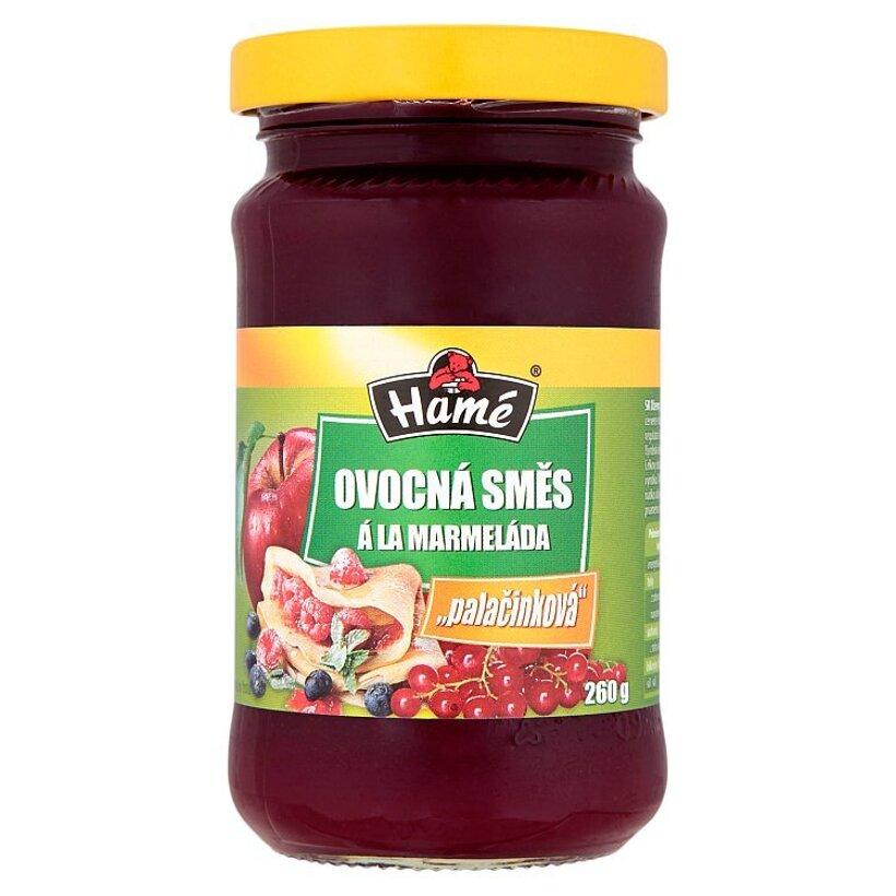 Hamé Ovocná zmes á la marmeláda 260 g