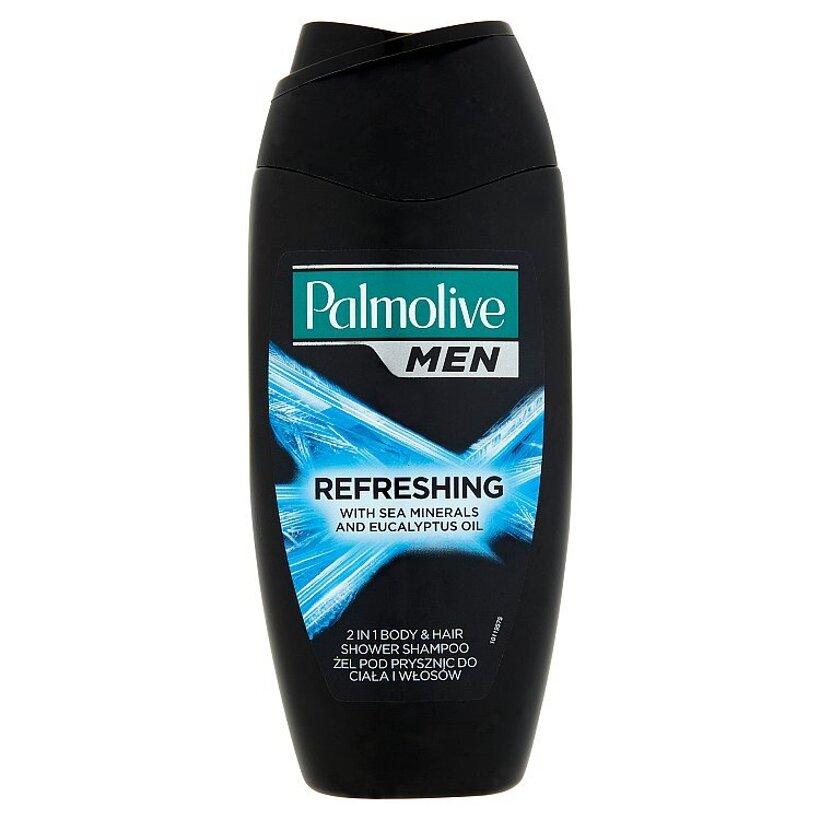 Palmolive Men Refreshing sprchovací šampón 2 v 1 250 ml