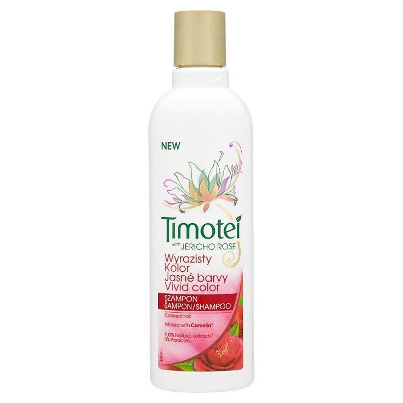 Timotei Jasné farby šampón 250 ml