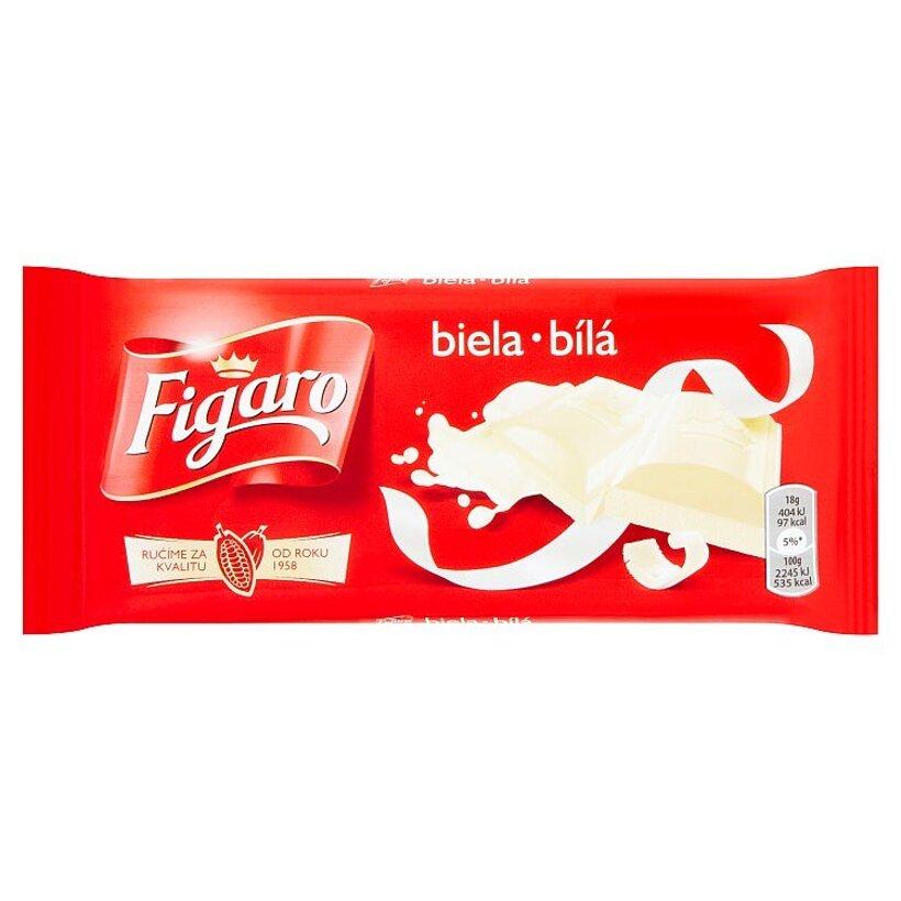 Figaro Biela čokoláda 90 g