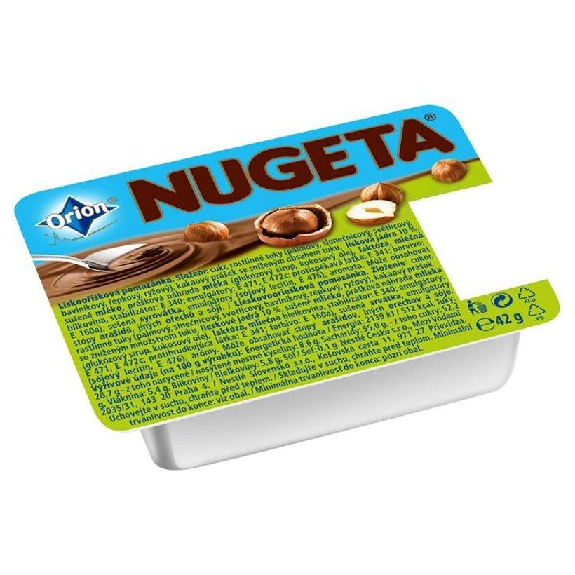 ORION Nugeta lieskovooriešková 42g