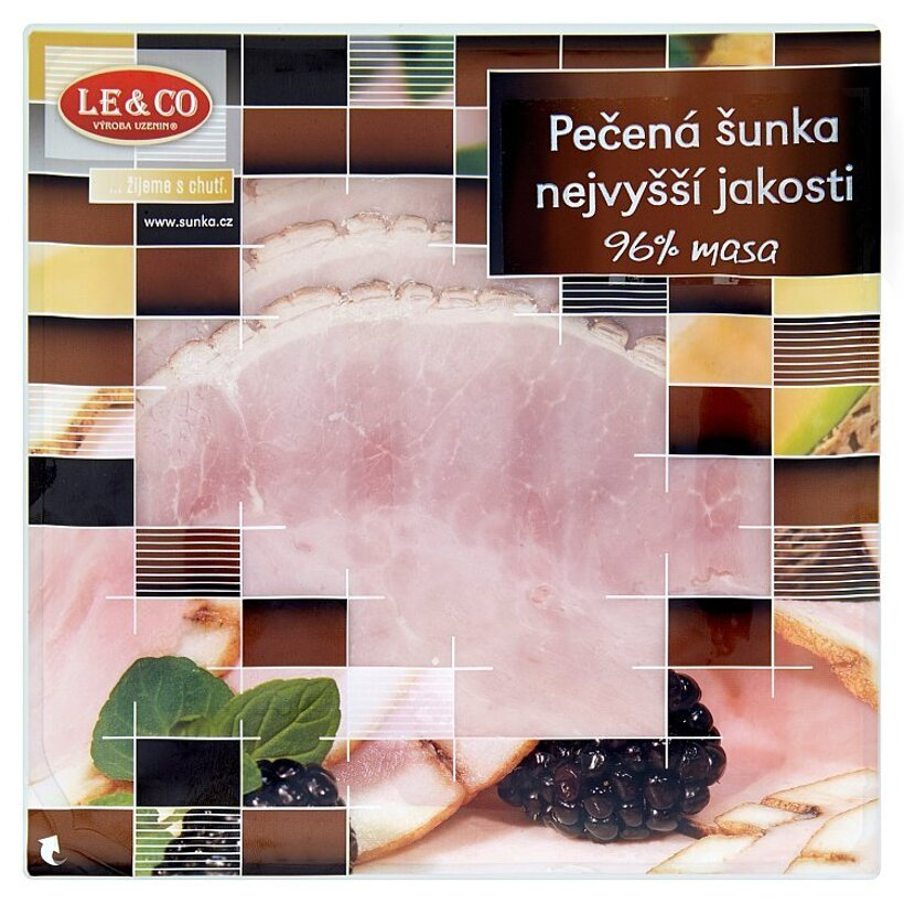 Le & Co Pečená šunka špeciál 100 g