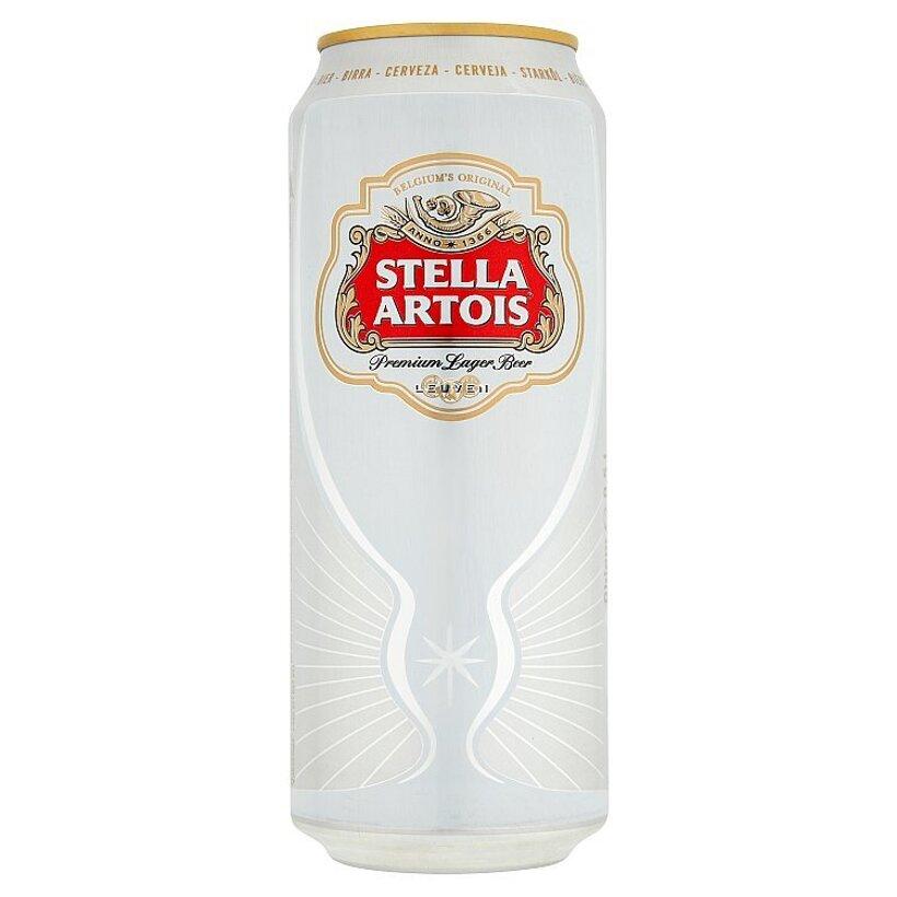Stella Artois Pivo ležiak svetlý 0,5 l