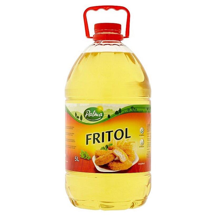 Palma Fritol Jedlý rastlinný olej viacdruhový 5 l