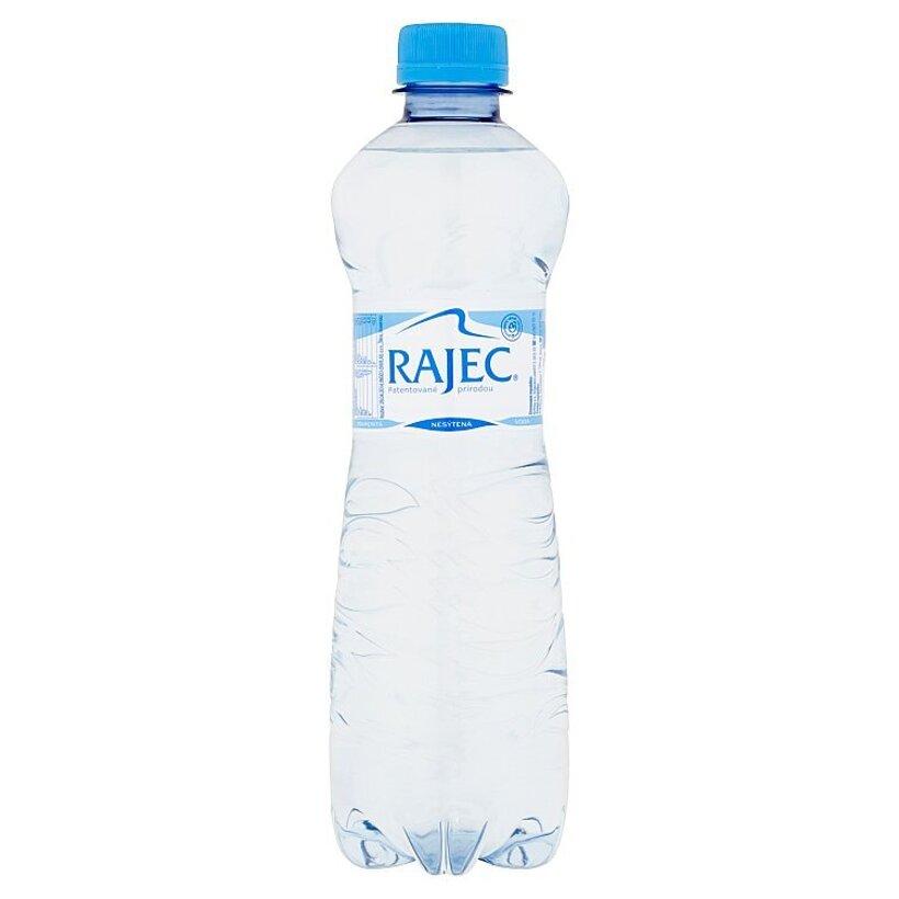 Rajec Pramenitá voda nesýtená 0,5 l