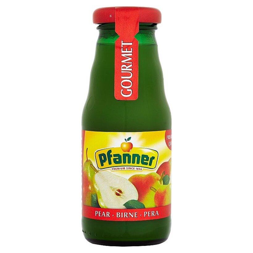 Pfanner Gourmet Hruškový nektár vyrobený z drene 0,2 l