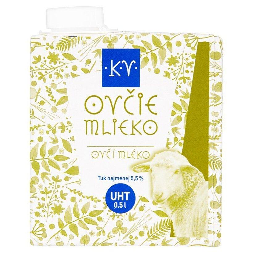 Kozí Vŕšok Ovčie mlieko 0,5 l