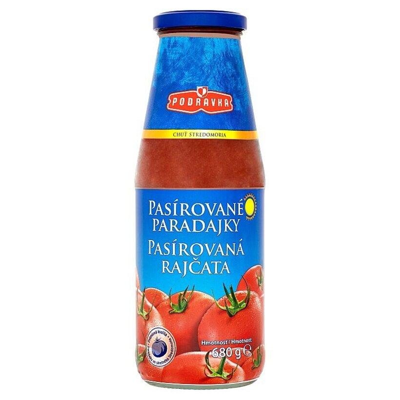Podravka Pasírované paradajky 680 g