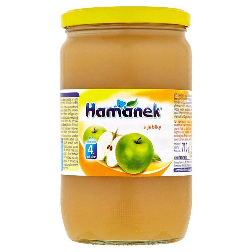 Hamánek S jablkami 710 g