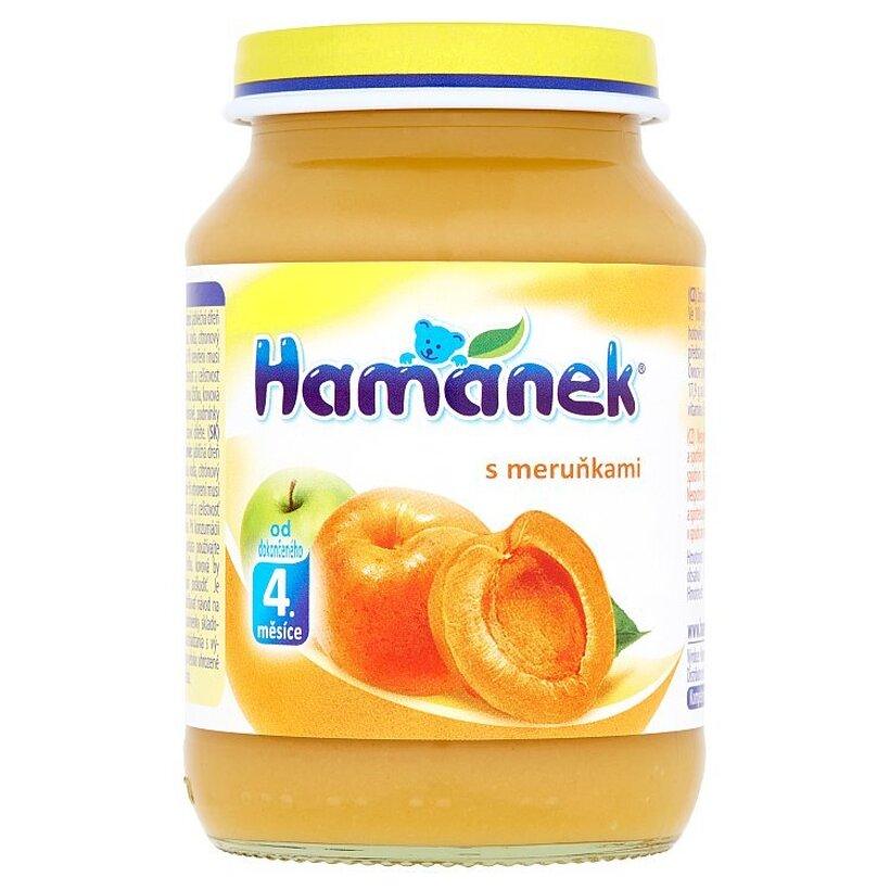 Hamánek S marhuľami 190 g