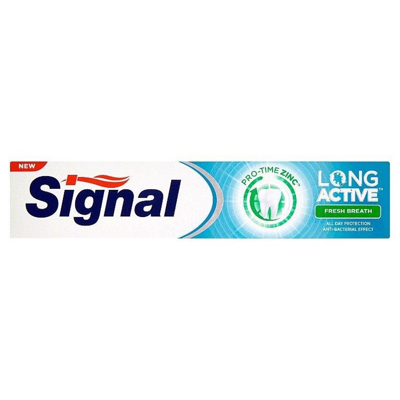 Signal Long Active Fresh breath zubná pasta 75 ml