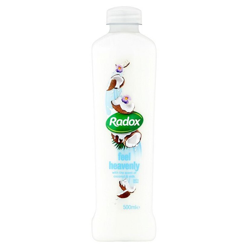 Radox Feel heavenly pena do kúpeľa 500 ml