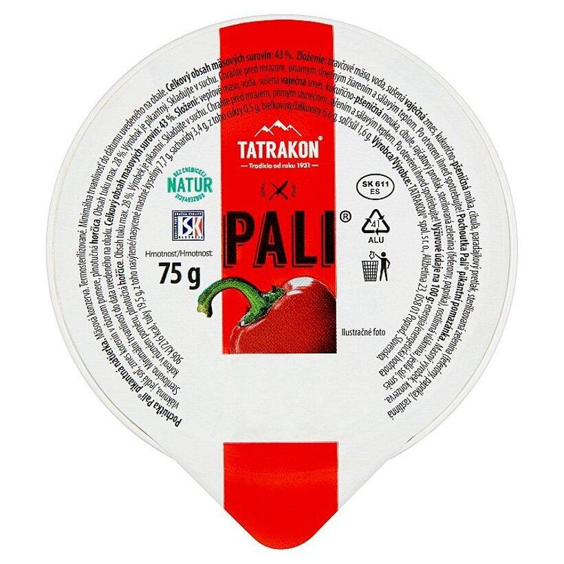 Tatrakon Pali Pikantná nátierka 75 g