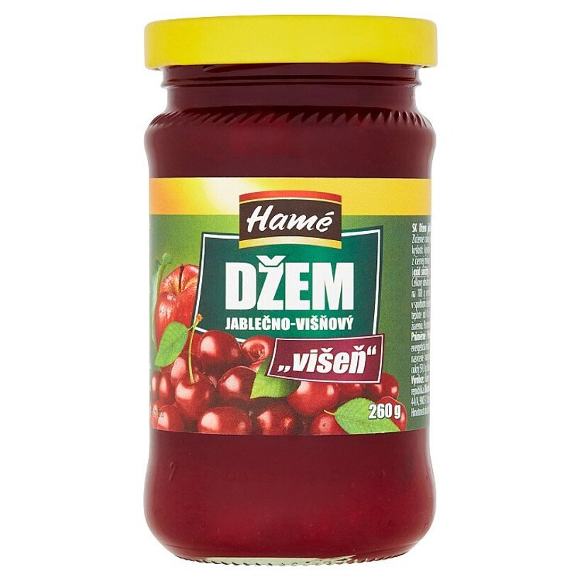 Hamé Džem jablčno-višňový 260 g