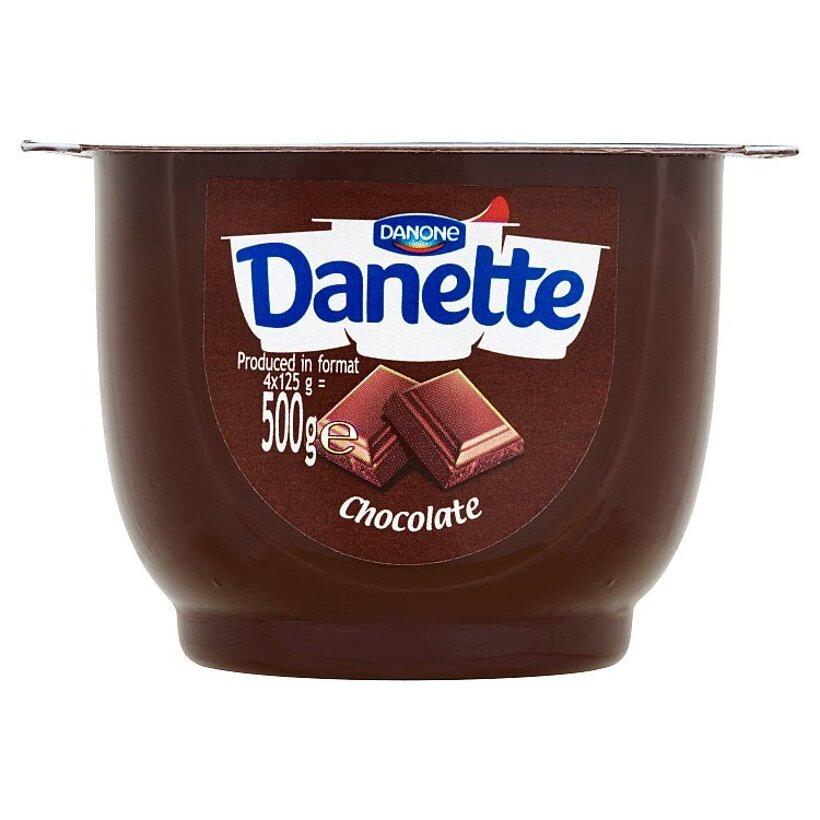 Danone Danette Mliečny dezert čokoládový 125 g