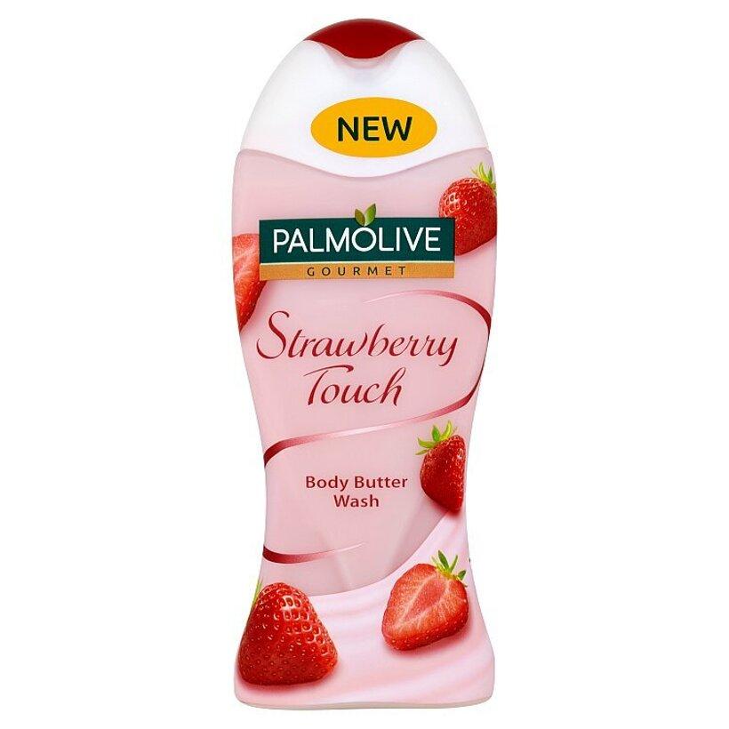 Palmolive Gourmet Strawberry Touch sprchový gél 250 ml