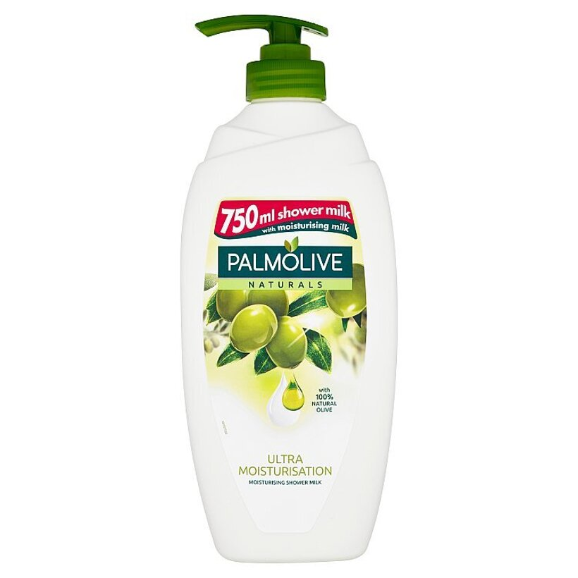 Palmolive Naturals Ultra Moisturization sprchovacie mlieko 750 ml