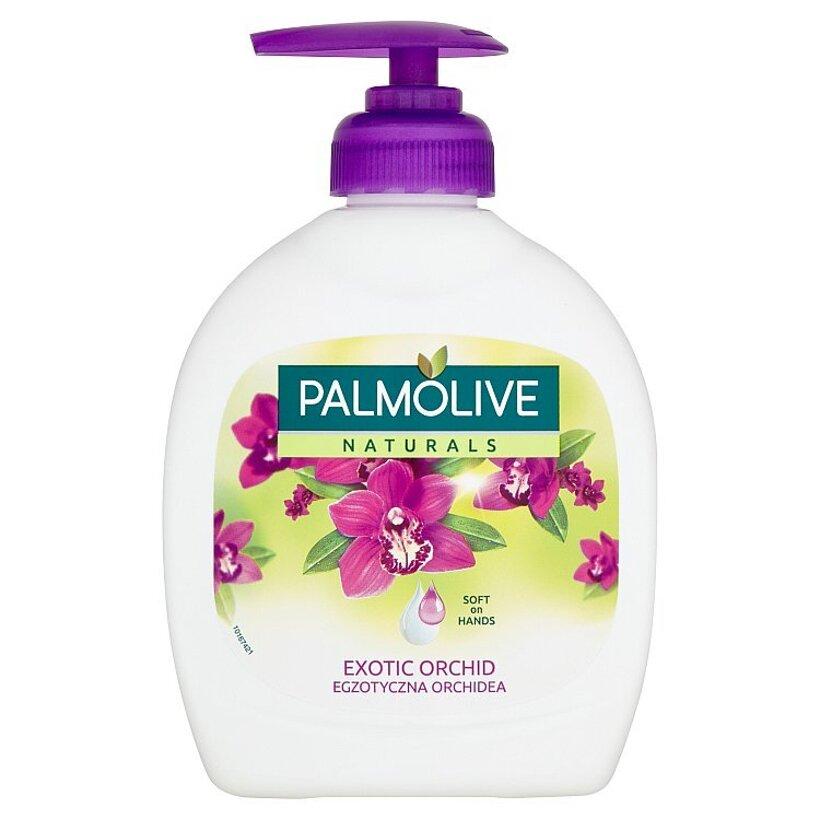 Palmolive Naturals Exotic Orchid tekutý prípravok na umývanie rúk 300 ml