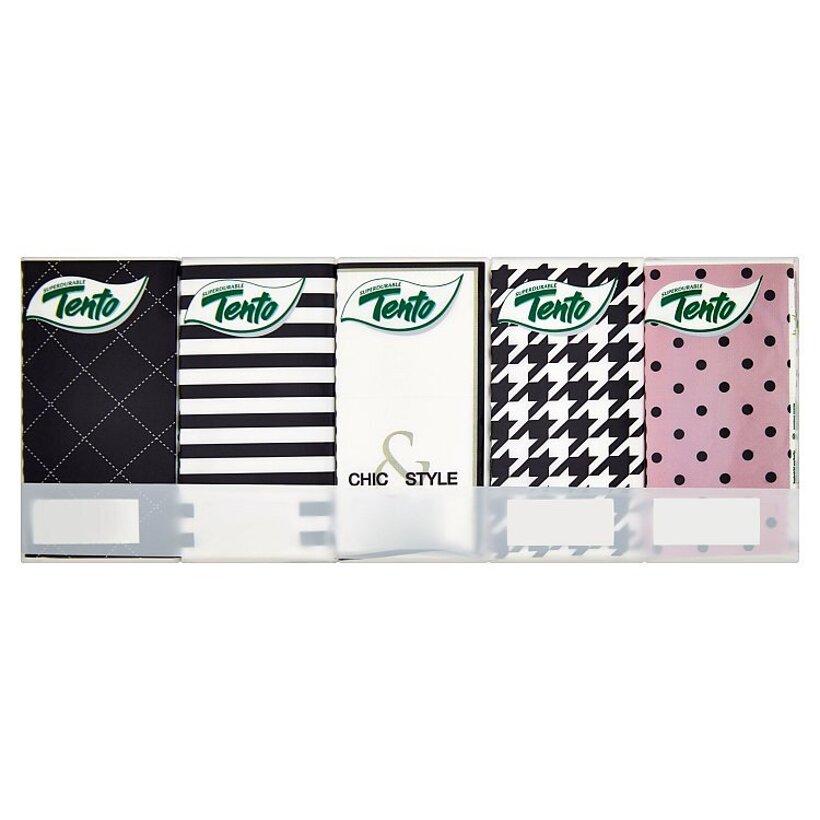 Tento Chic & Style hygienické vreckovky 10 x 10 ks