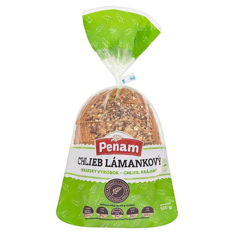 Penam Chlieb lámankový 500 g